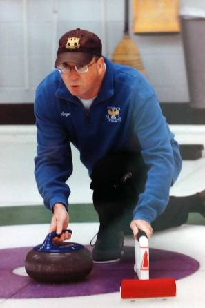 Curling photo