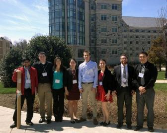 Sigma Xi Research Symposium at Saint Joseph's University