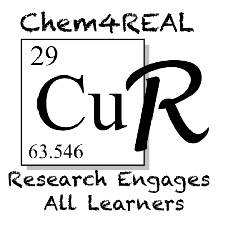 CUR Chem Podcast Logo